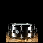 "DW 6.5""x14"" Collector's Series Black Ti Snare Drum"