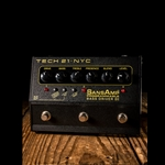 Tech 21 SansAmp Programable Bass Driver DI Pedal
