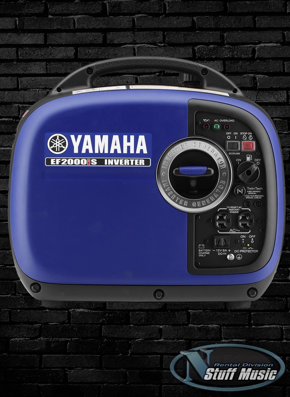 Yamaha EF2000iS 2000 Watt Generator