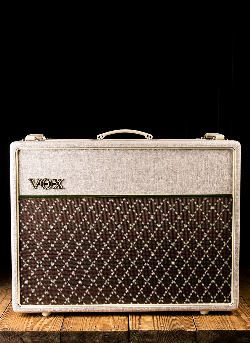 Vox Ac30 Hand Wired 30 Watt 2x12 Guitar Combo Fawn Wiring Tap To Expand