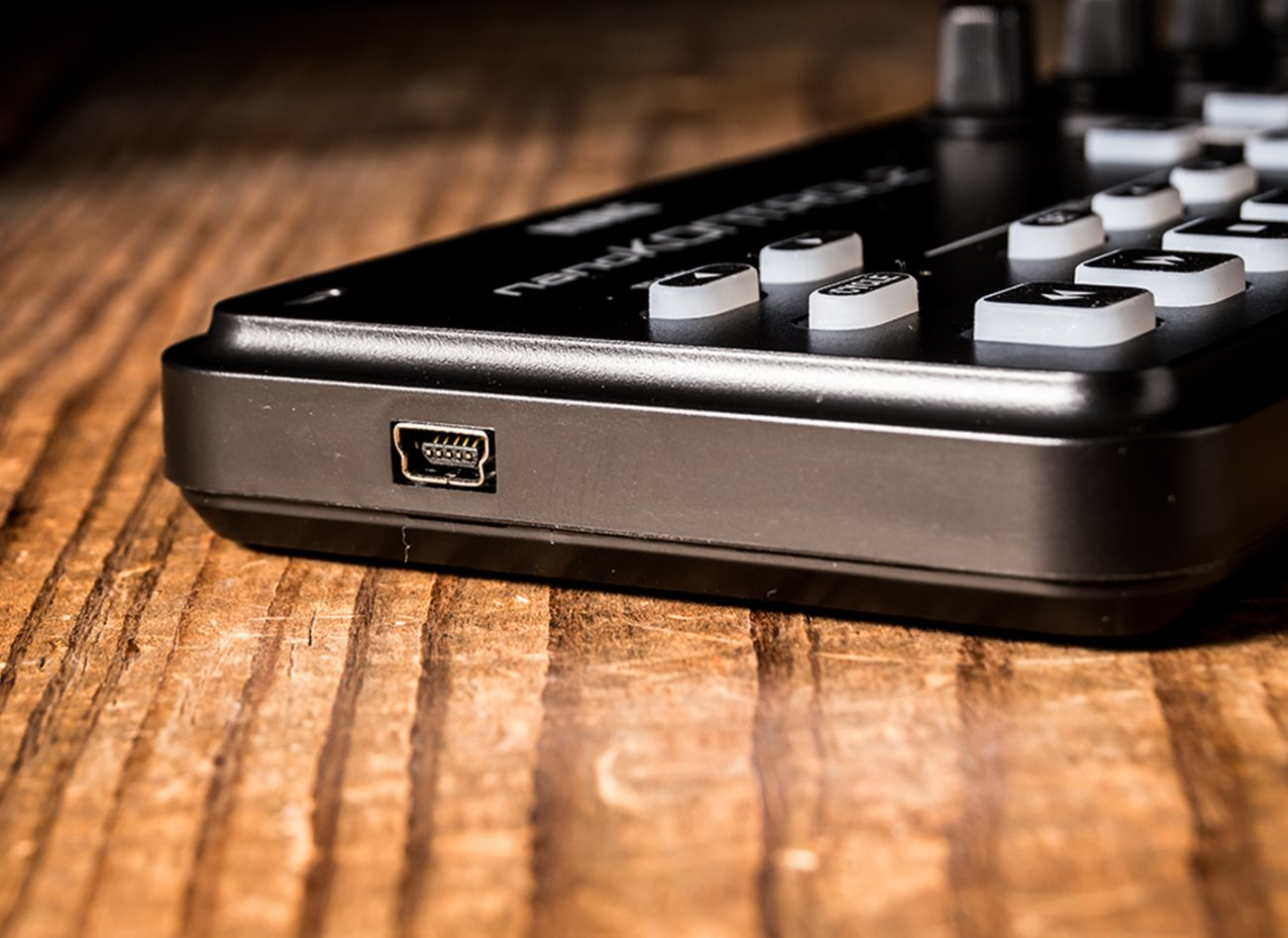 Korg nanoKONTROL 2 Slim-Line USB Controller - Black
