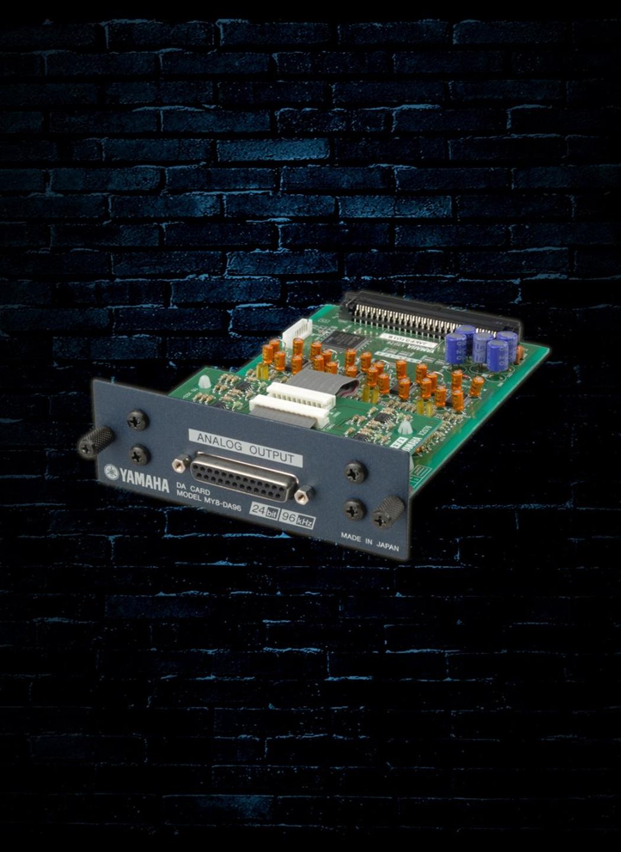 Yamaha MY8DA96 8-Channel Analog Output Card