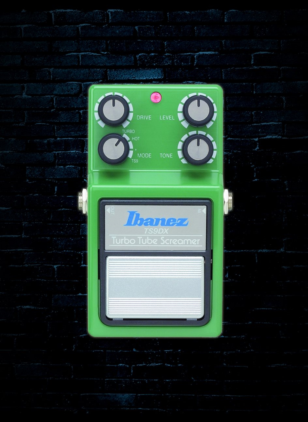 NEW Ibanez TS9DX Turbo Tube Screamer Guitar Effects Pedal