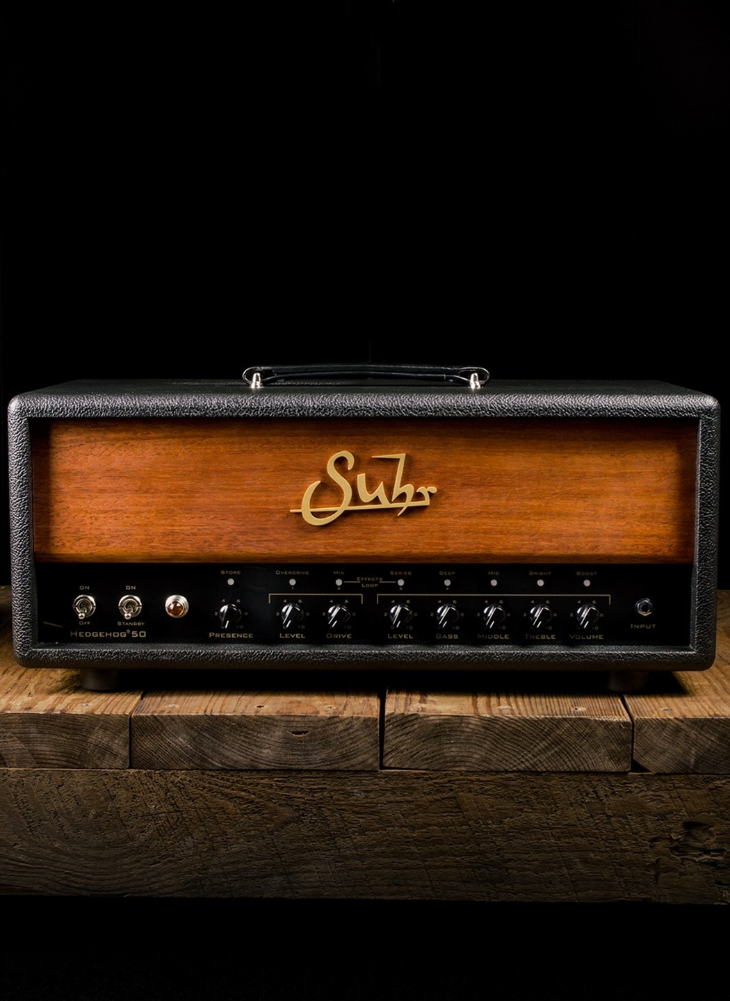 Suhr Hedgehog 50 Head And 212hl Cabinet Stack Understanding Series Parallel Wiring In 412 Cabinets