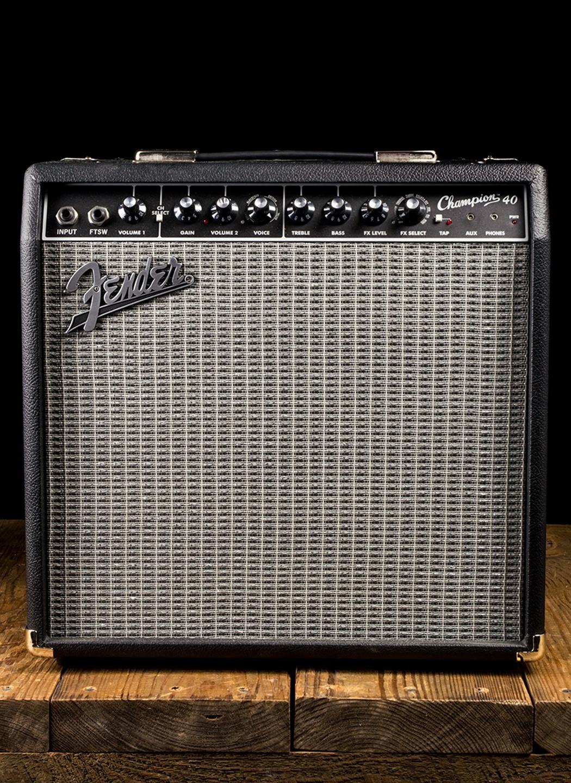 Fender Champion 40 - 40 Watt 1x12