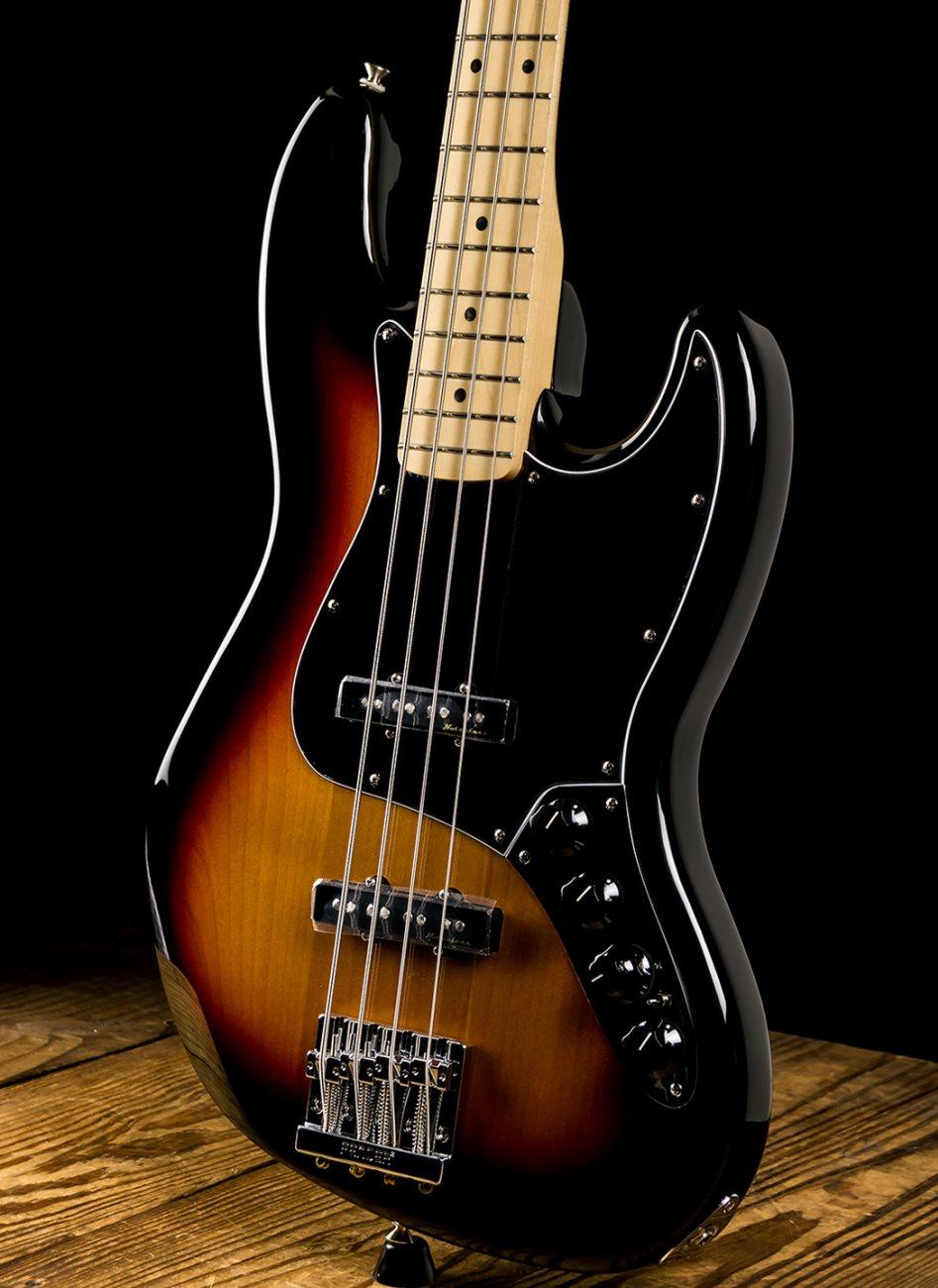 Fender Deluxe Active Jazz Bass V - 3-Color Sunburst
