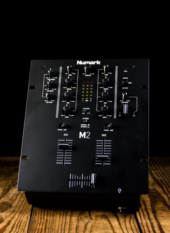 Numark M6 USB - 4-Channel USB DJ Mixer