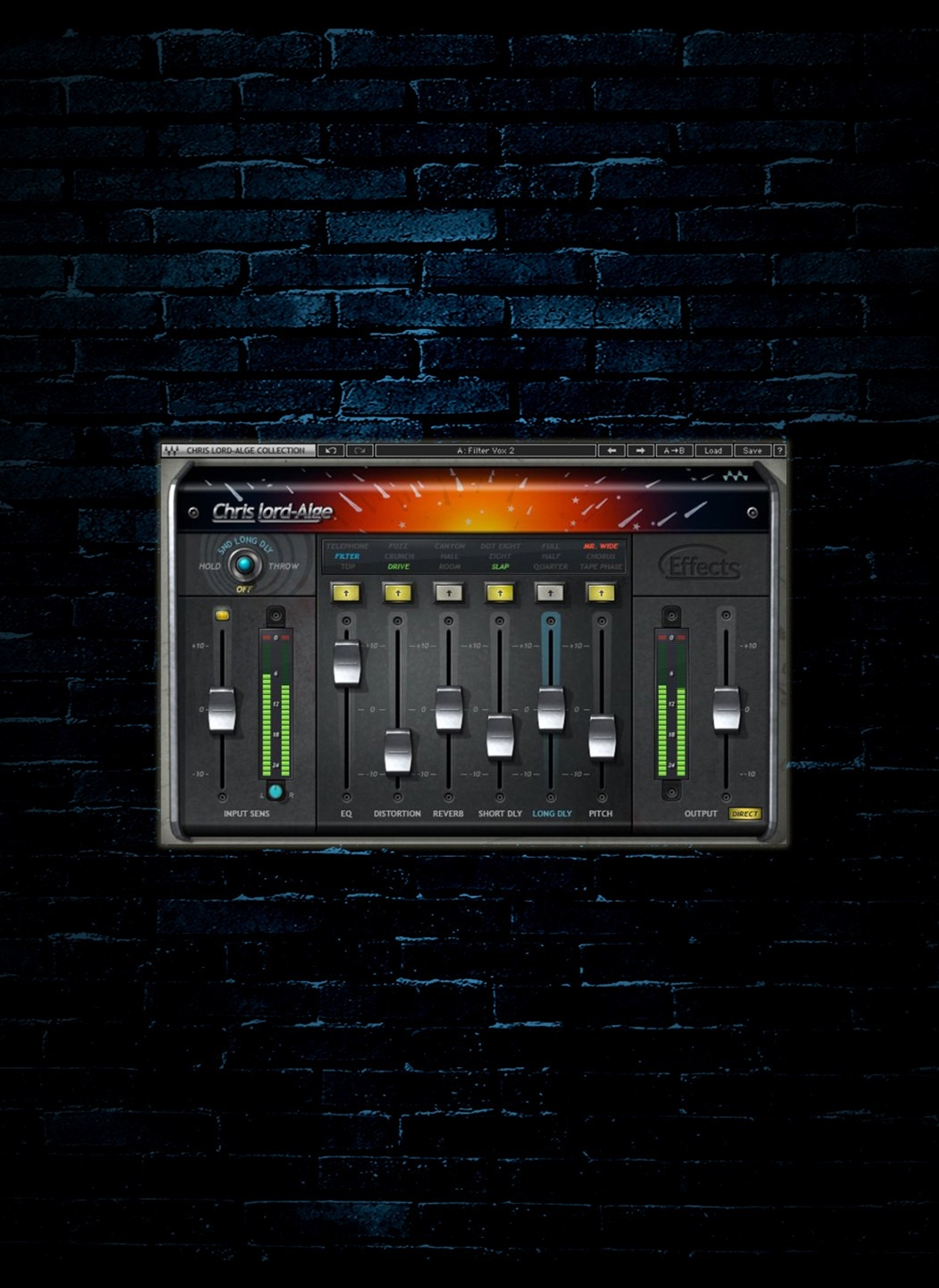 Waves cla-76 compressor/limiter dynamics plug-in cla76tdm b&h.