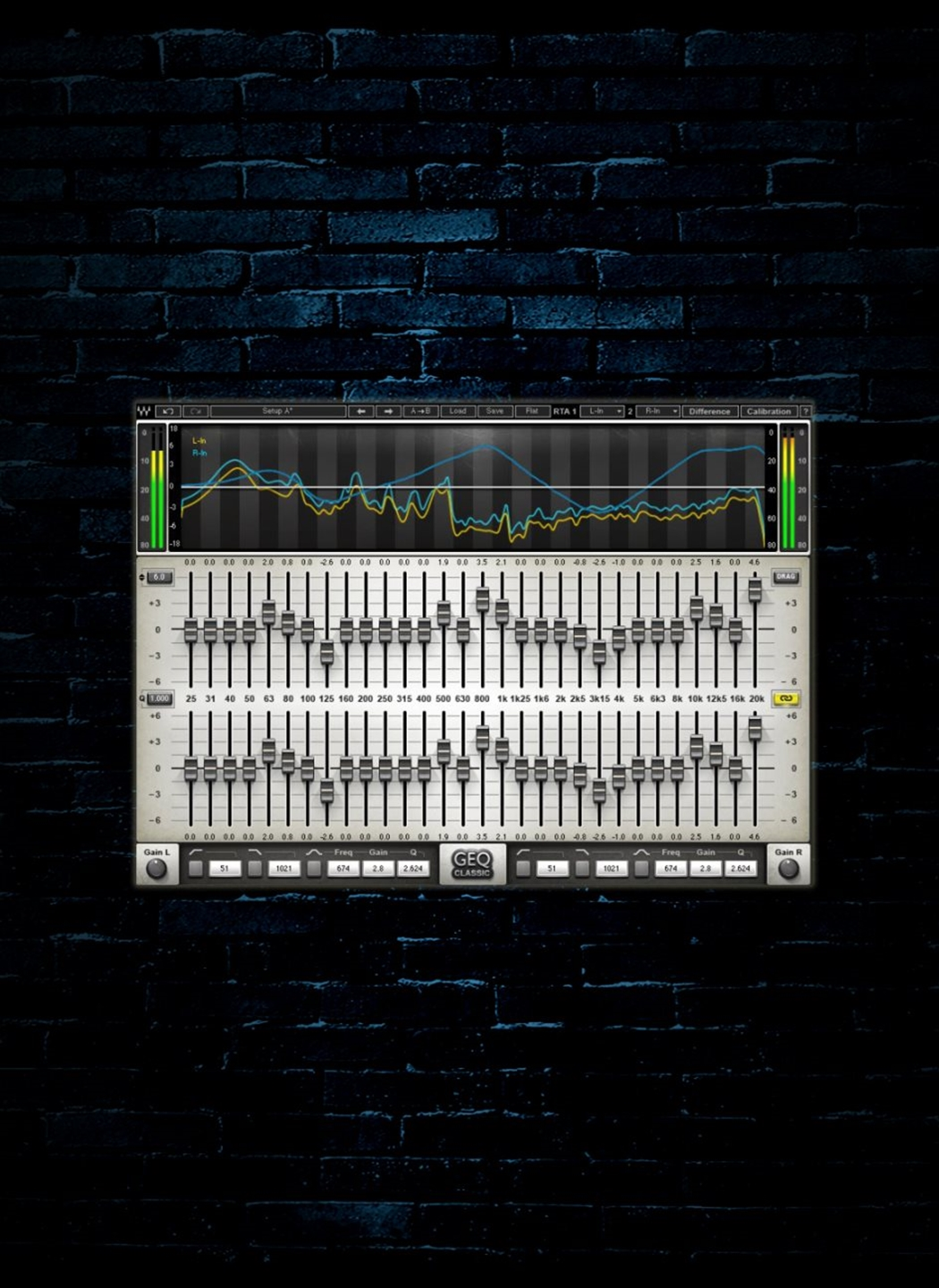 Waves Q10 Equalizer Plug-In (Download)