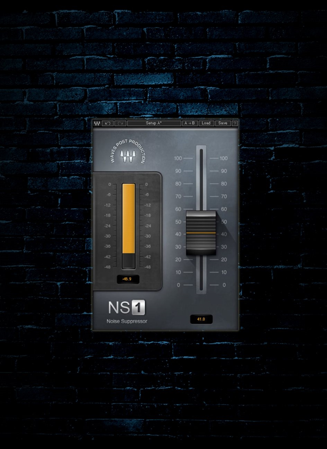 Waves NS1 Noise Suppressor Plug-In (Download)