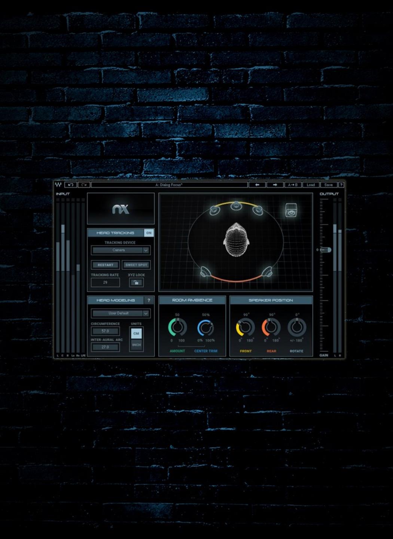 Waves Nx - Virtual Mix Room over Headphones Plug-In (Download)