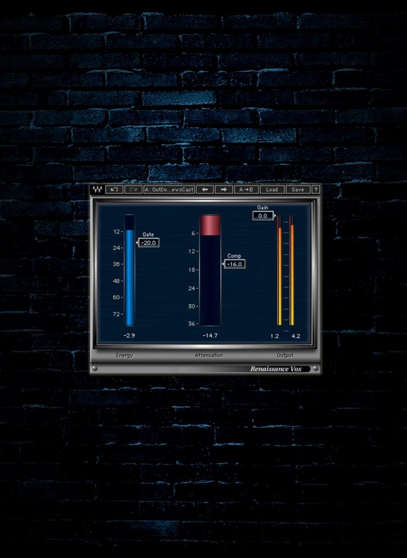 Waves renaissance compressor free download.