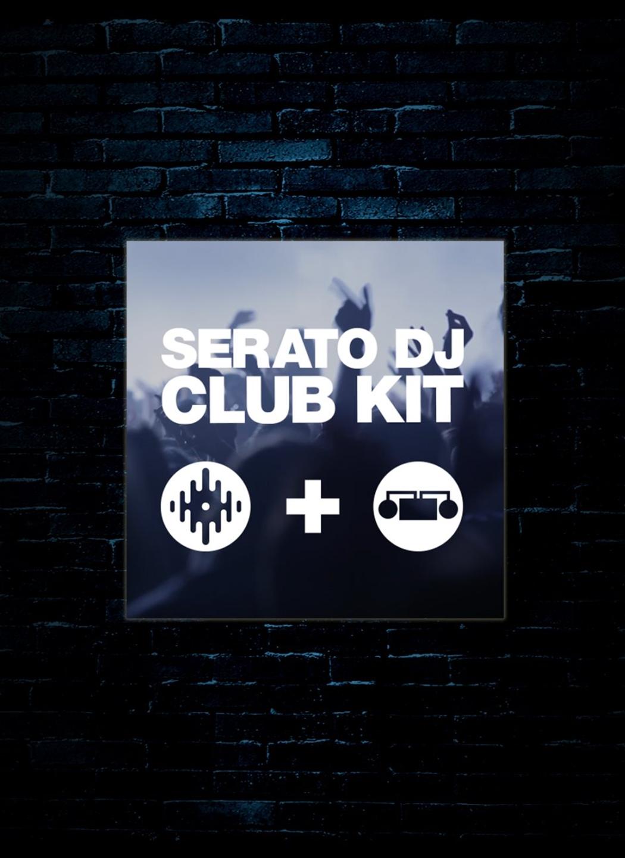 Serato DJ Club Kit Software (Download)