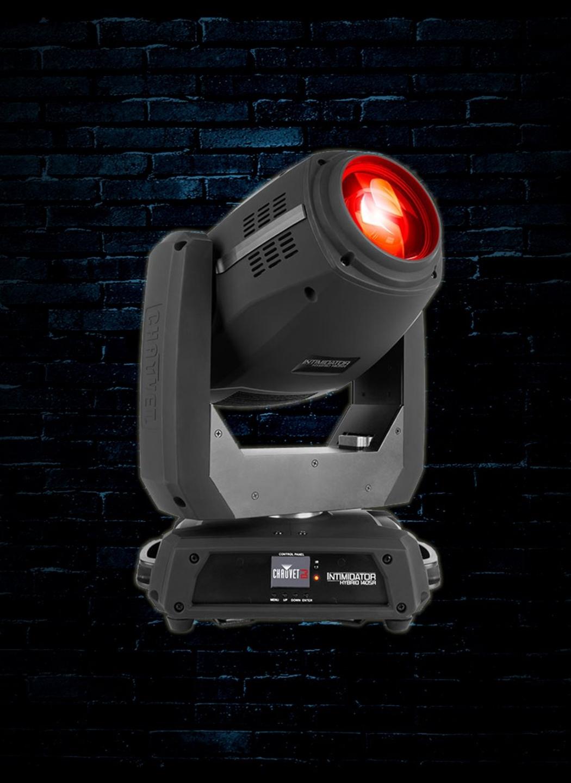 Chauvet dj intimidator hybrid 140sr moving head light fixture