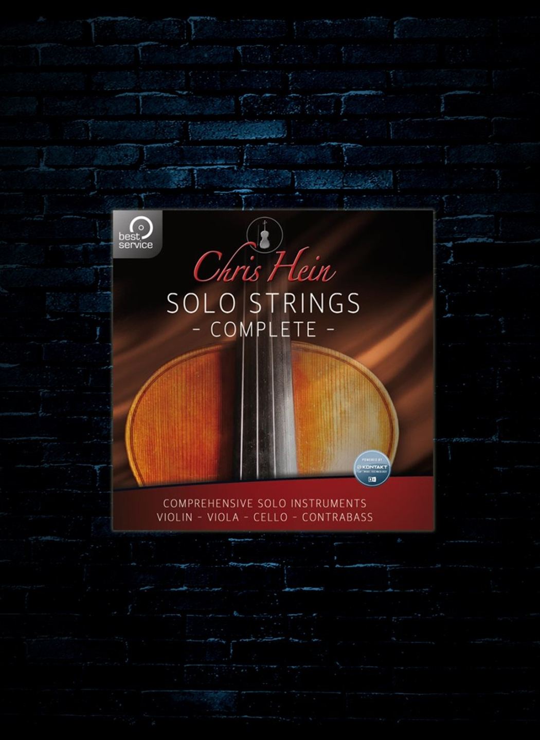 Best Service Chris Hein Solo Strings Complete Plug-In (Download)