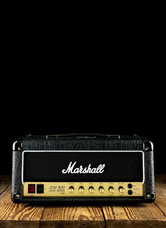 Marshall SC20H - 20 Watt Guitar Head - Black