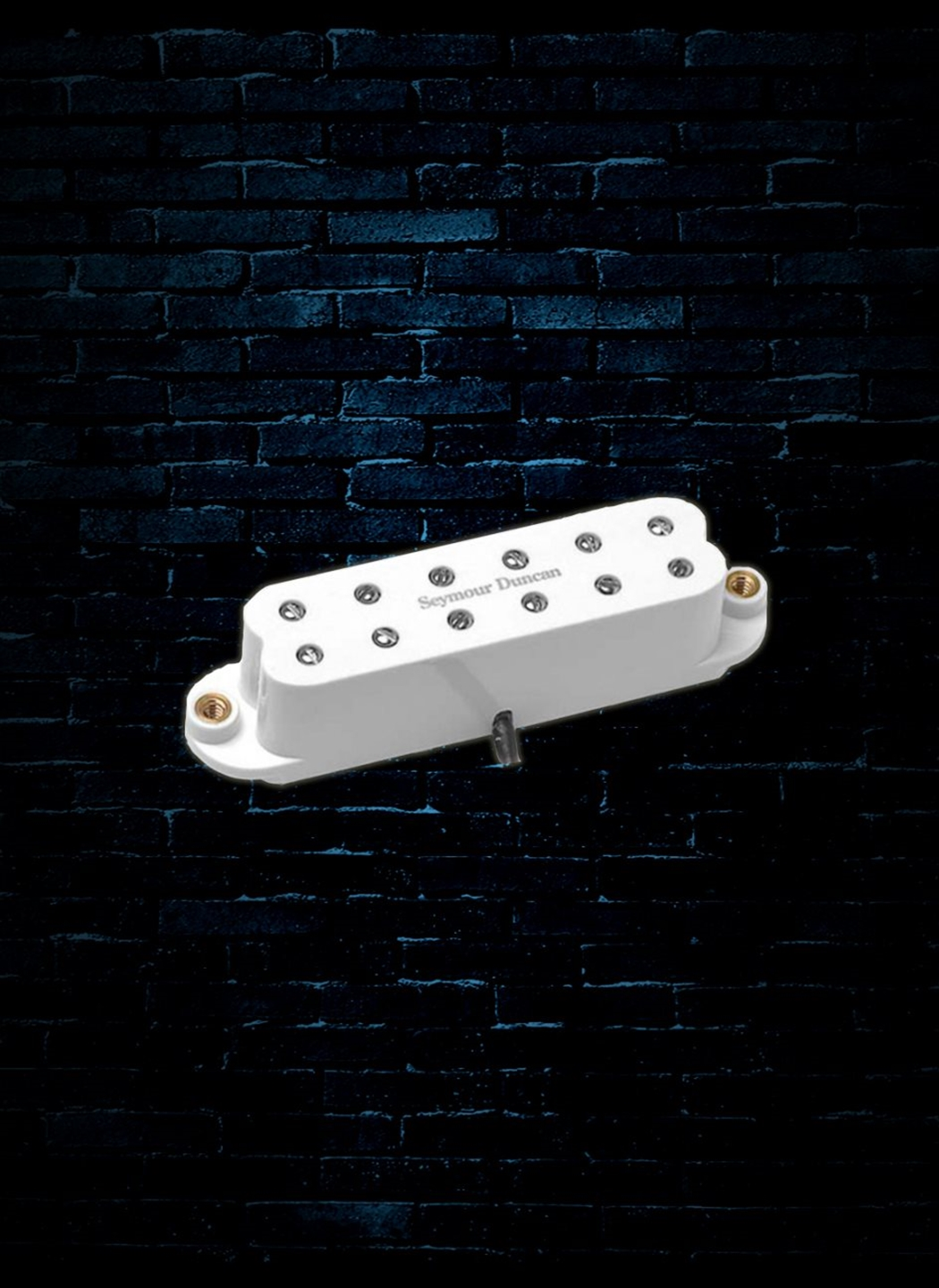 Seymour Duncan SJBJ-1B JB Jr  Strat Bridge Pickup - White