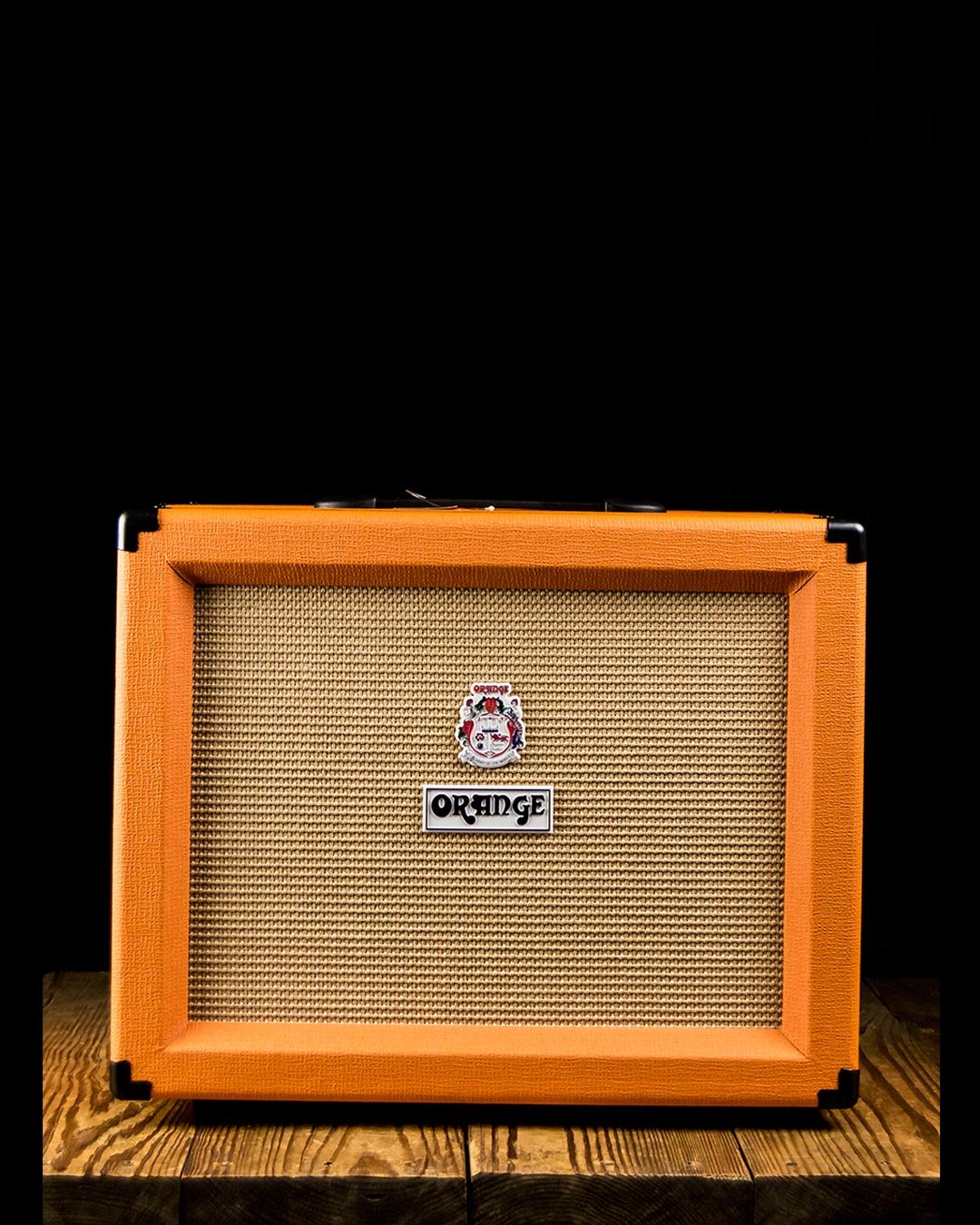 Orange Ppc112 60 Watt 1x12 Guitar Cabinet Orange