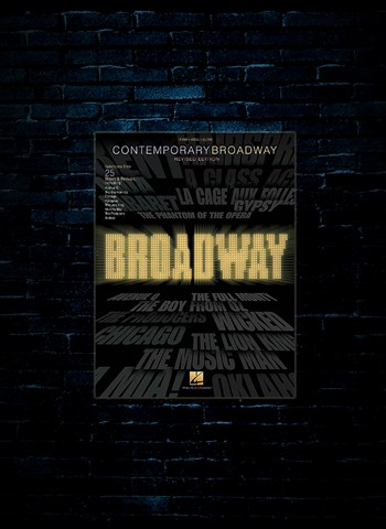 Contemporary Broadway Revised Edition