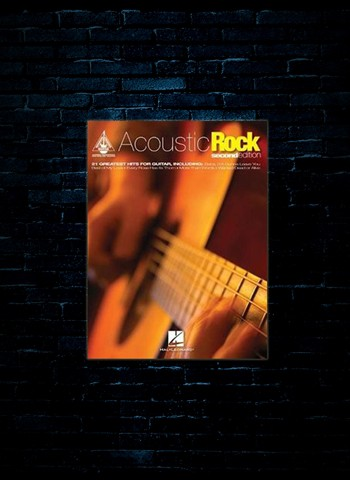 Acoustic Rock 2nd Edition