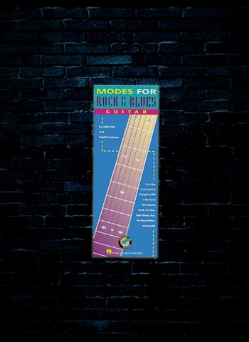 Modes For Rock & Blues Guitar