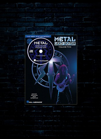 Metal Lead Guitar Vol Two