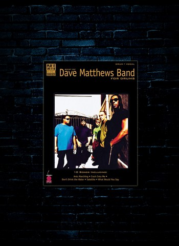 Dave Matthews Band Best Of Drums