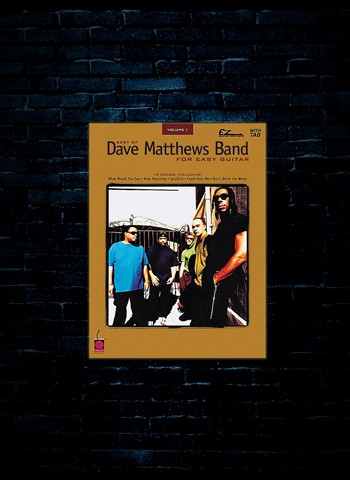 Dave Mathews Band Best Of Easy Guitar 1