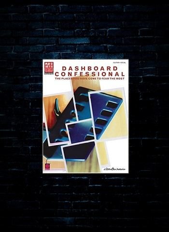 Dashboard Confessional Places You Have Come To Fear