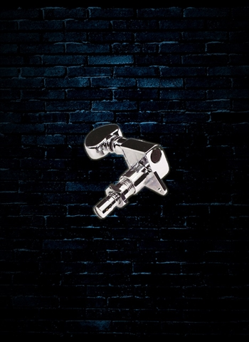 Grover 406 Series Mini Locking Rotomatics Guitar Tuning Keys - Chrome