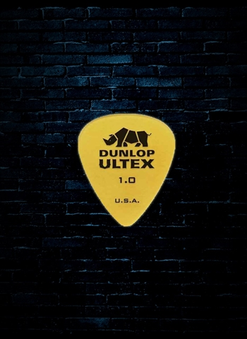 Dunlop 1mm Ultex Standard Guitar Pick (6 Pack)