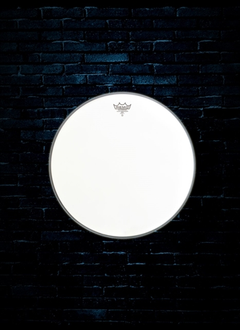 "Remo BR-1120-00 - 20"" Ambassador Coated Bass Drumhead"