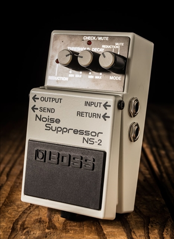 BOSS NS-2 Noise Suppressor Pedal