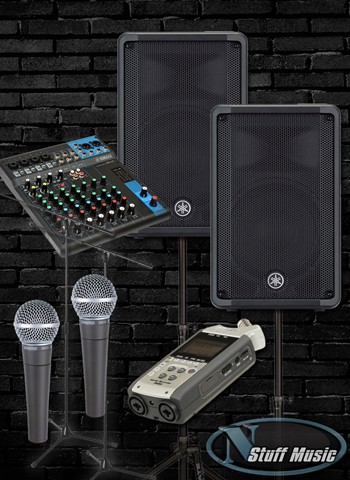 Band Rehearsal Package 2 - Rental