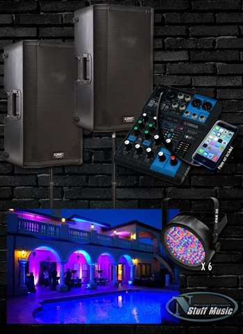 Graduation Party-iPod Package - Rental