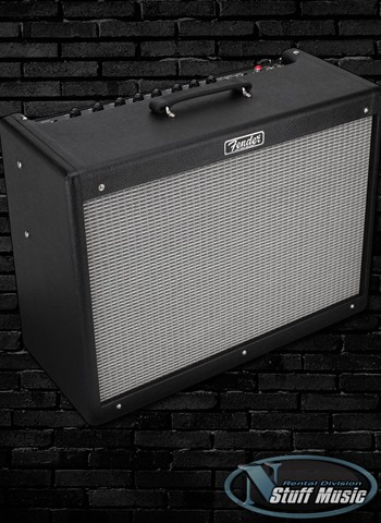Fender Hot Rod Deluxe III Tube Combo Guitar Amp - Rental