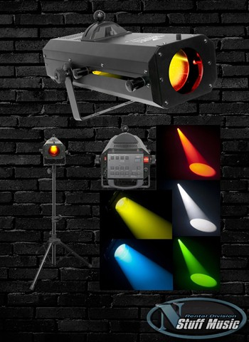 Chauvet LED Followspot 75ST - Rental
