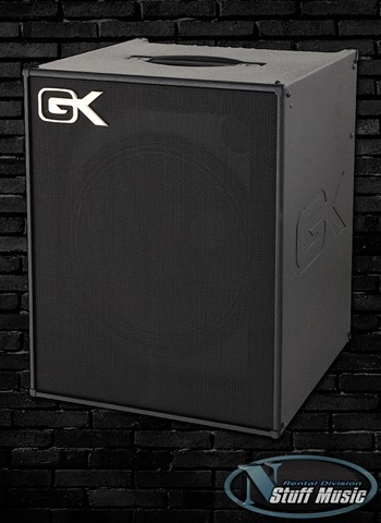 Gallien Krueger MB 115-II Ultralight Bass Combo - Rental