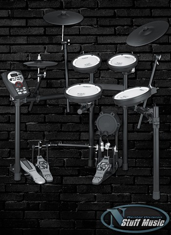 Roland TD-11KV S-Compact Electronic Drum Kit - Rental
