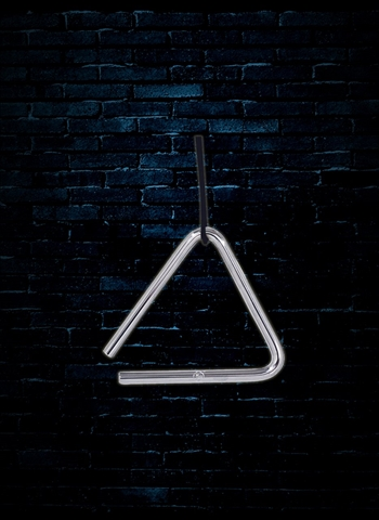 "Latin Percussion LP311A - Pro 4"" High Pitch Triangle"