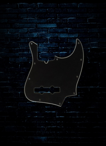 Fender Standard Jazz Bass Pickguard - Black
