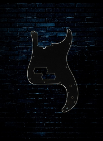 Fender Standard Precision Bass Pickguard - Black