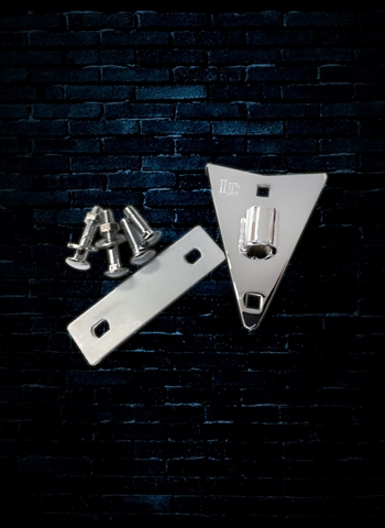 Latin Percussion LP218 Conga Chrome Side Plate