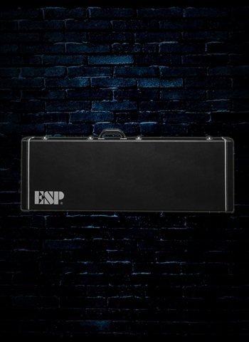 ESP EC Bass Form Fit Case - Black
