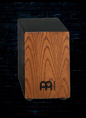 Meinl HCAJ1AWA Headliner Series String Cajon - Stained American White Ash