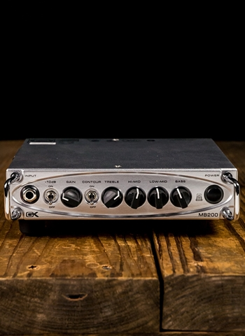 Gallien-Krueger MB 200 - 200 Watt Bass Head
