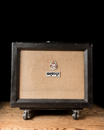 "Orange Amps PPC112 - 60 Watt 1x12"" Guitar Cabinet - Orange"