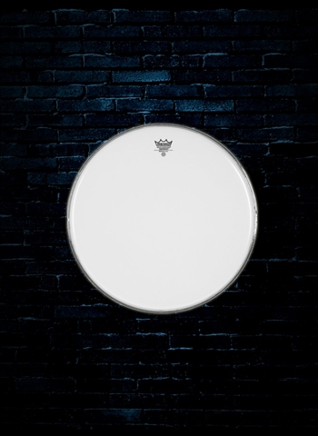 "Remo BE-0115-JP - 15"" Emperor Smooth White Coated Drumhead"