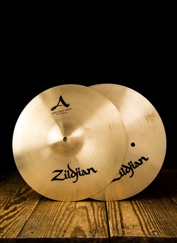 "Zildjian A0150 - 14"" A Series Quick Beat Hi-Hats"