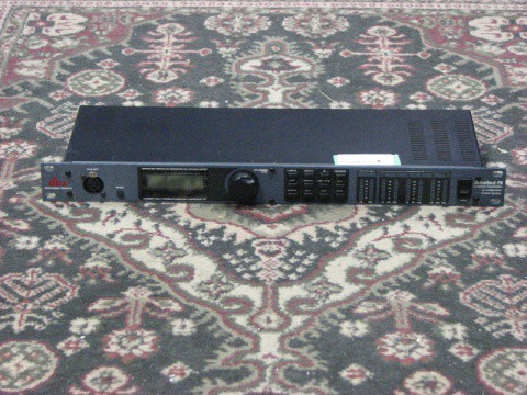DBX DriveRack PA Loudspeaker Control System *USED*